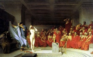 Slavenveiling Romeinen