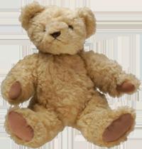Teddybeer infantilist