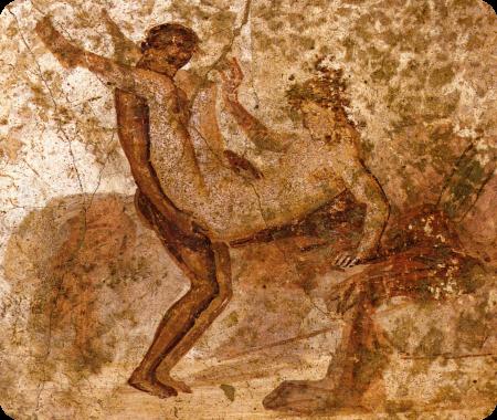 BDSM in het Romeinse Rijk