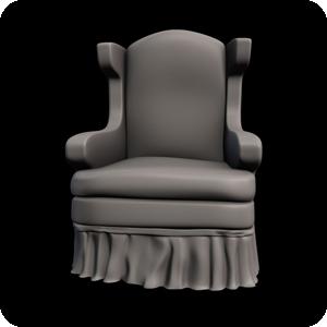 Blowjob in stoel