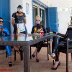 Femdom-Summer-Camp-2014-Portugal-latex-sissy-slave-1024x732